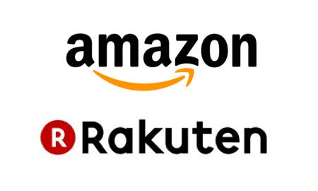 Amazon 楽天